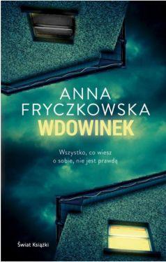 Okładka książki - Wdowinek