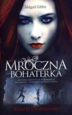 Okładka książki - Kolacja z wampirem