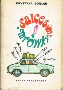 Okładka książki - Salceson i mrówki