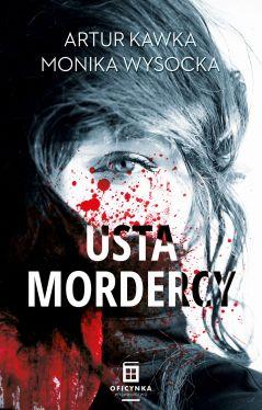 Okładka książki - Usta mordercy