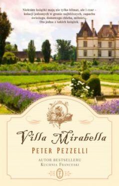 Okładka książki - Villa Mirabella