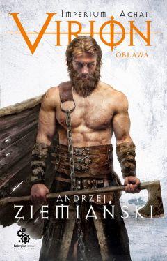 Okładka książki - Virion. Obława Imperium Achai