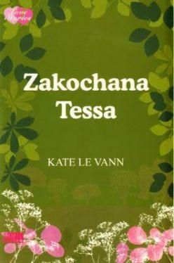 Okładka książki - Zakochana Tessa