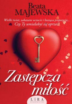 Okładka książki - Zastępcza miłość