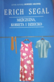 Okładka książki - Mężczyzna, kobieta i dziecko