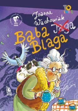 Okładka książki - Baba Blaga