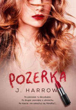 Okładka książki - Pozerka