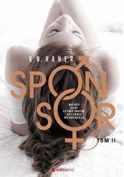 Okładka książki - Sponsor. Tom 2