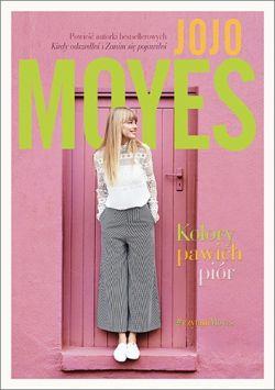 Okładka książki - Kolory pawich piór