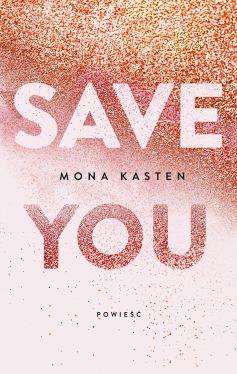 Okładka książki - Save you