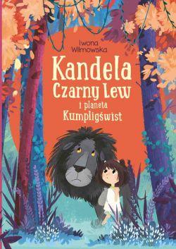 Okładka książki - Kandela, Czarny Lew i planeta Kumpligświst