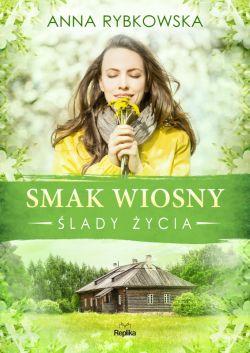 Okładka książki -  Smak wiosny