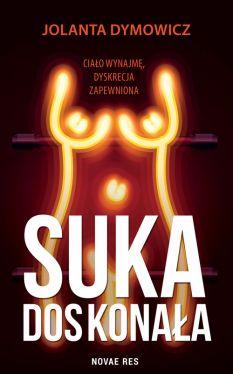 Okładka książki - Suka doskonała