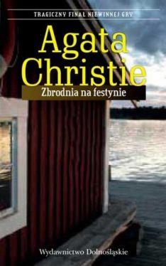 Okładka książki - Zbrodnia na festynie