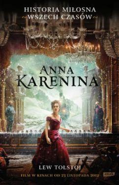 Okładka książki - Anna Karenina