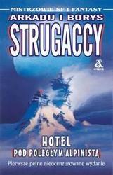 Okładka książki - Hotel pod poległym alpinistą