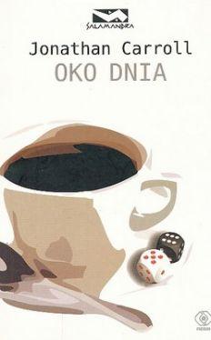 Okładka książki - Oko dnia