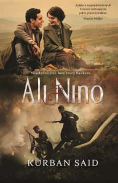 Okładka książki - Ali i Nino
