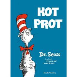 Okładka książki - Kot Prot