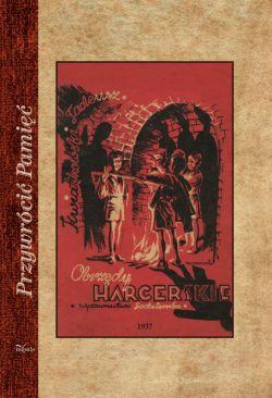 Okładka książki - Obrzędy harcerskie