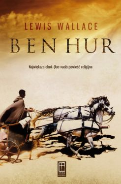 Okładka książki - Ben Hur