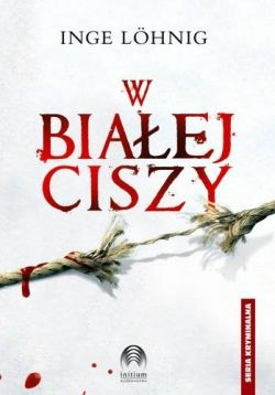 Okładka książki - W białej ciszy
