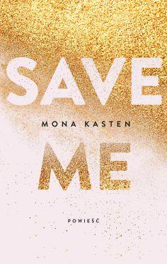 Okładka książki - Save me