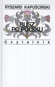 Okładka książki - Busz po polsku