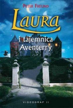 Okładka książki - Laura i tajemnica Aventerry