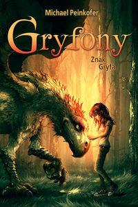 Okładka książki - Gryfony. Znak gryfa