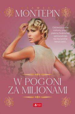 Okładka książki - W pogoni za milionami