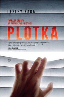 Okładka książki - Plotka