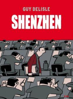 Okładka książki - Shenzhen