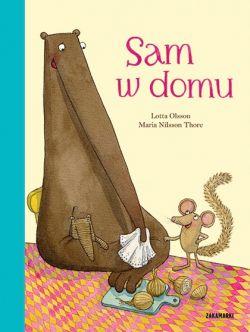 Okładka książki - Sam w domu
