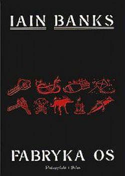 Okładka książki - Fabryka os