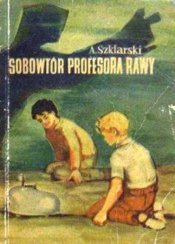 Okładka książki - Sobowtór profesora Rawy