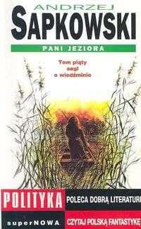 Okładka książki - Pani Jeziora