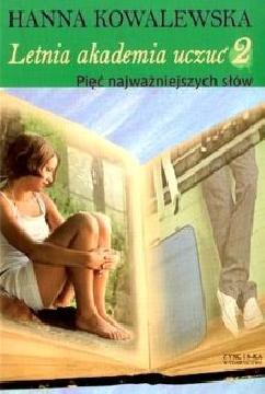 Okładka książki - Pięć Najważniejszych Słów