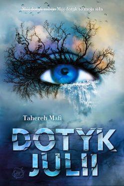 Okładka książki - Dotyk Julii