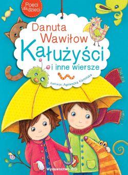 Okładka książki - Poeci dla dzieci. Kałużyści i inne wiersze