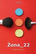 Okładka książki - Żona_22