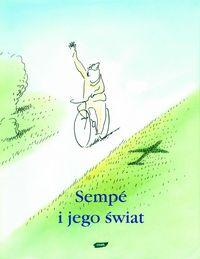 Okładka książki - Sempe i jego świat