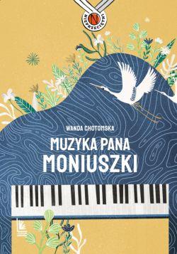 Okładka książki - Muzyka Pana Moniuszki