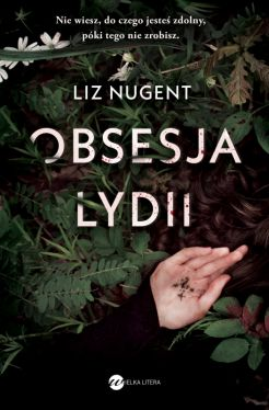 Okładka książki - Obsesja Lydii