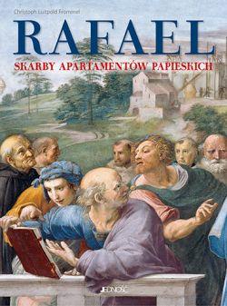 Okładka książki - Rafael. Skarby apartamentów papieskich