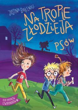 Okładka książki - Na tropie złodzieja psów