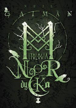 Okładka książki - Mitologia nordycka