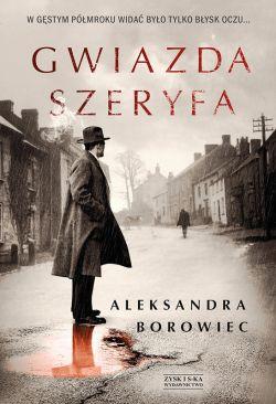Okładka książki - Gwiazda szeryfa