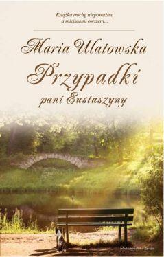Okładka książki - Przypadki pani Eustaszyny