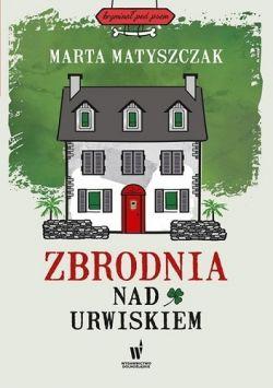 Okładka książki - Zbrodnia nad urwiskiem